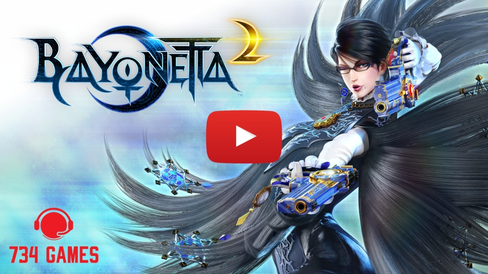 Sorry cover picture is from Bayonetta 2, but this is for Bayonetta 1.