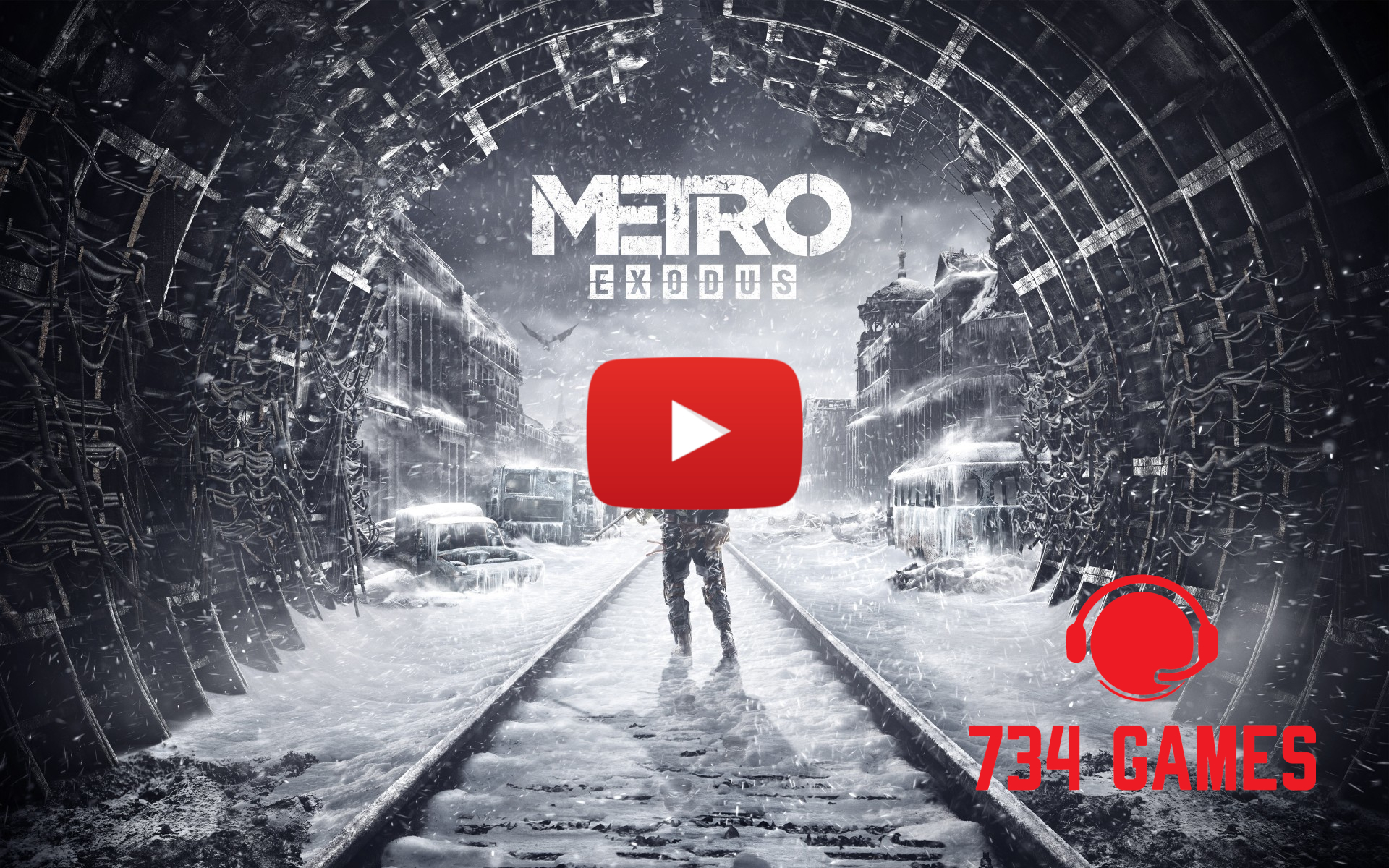 Metro Exodus Review, all Windows PC footage. How this somewhat controversial game ended up.
